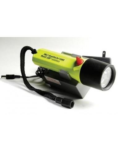 Latarka PELI 2460Z1 StealthLite LED, akumulatorowa ATEX  Strefa 1