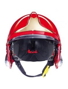 Hełm strażacki Gallet F1 XF czerwony