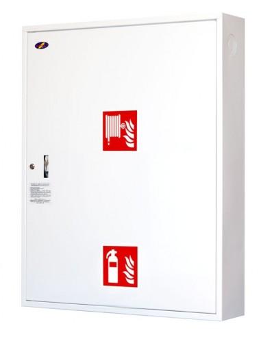 Hydrant zawieszany FI25 FIT z msc. na gaśnicę - wersja wertykalna