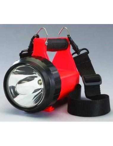 Reflektor VULCAN FIRE LED (z ładowarkami 230V AC/12DC)