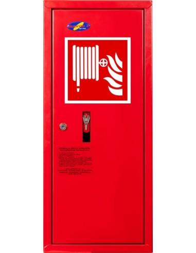 Hydrant wewnętrzny 25 zawieszany wykonanie boczne
