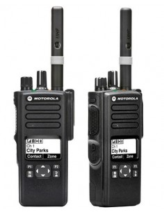 Radiotelefon cyfrowy DP 4600 MOTOROLA MOTOTRBO