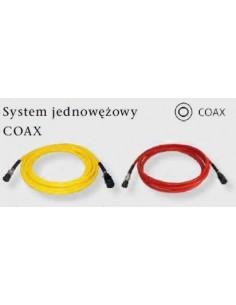 Węże hydrauliczne system 2-wężowy 10m
