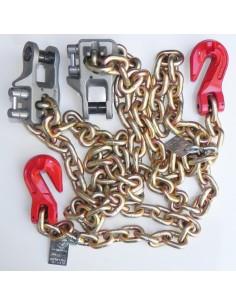 Zestaw łańcuchów do SP 49