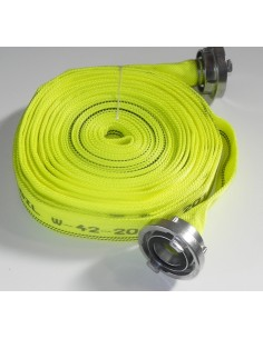 Wąż tłoczny W/42/20-ŁA żółty