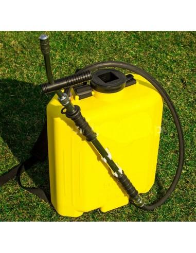 Hydronetka plecakowa HPS-17M ze zbiornikiem sztywnym 17,5l