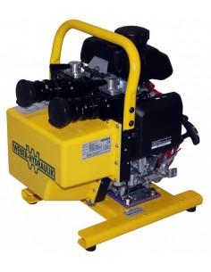 Średni zestaw hydrauliczny WEBER I (2 narzędzia, 2x węże 5mb)