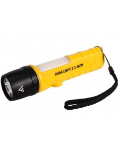 Multifunkcyjna latarka ręczna DURA LIGHT 2.2, 400 lm