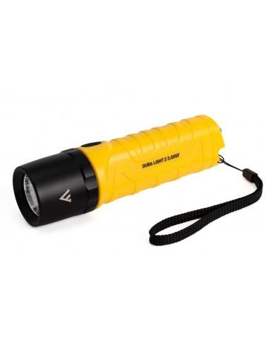 Ładowalna latarka z funkcją powebank DURA LIGHT 2.3, 700 lm
