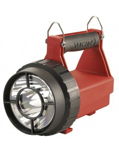 Reflektor ładowalny szperacz z certyfikatem ATEX, Vulcan LED - System samochodowy