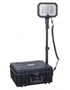 Przenośny system oświetleniowy o dużej mocy, Li-ion accu 36,4 Ah, Floodlight Midi 18000 lm