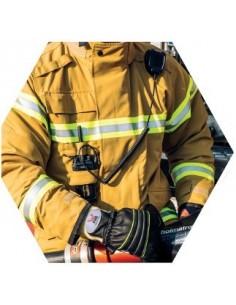 Ubranie ochronne specjalne FHR 008 MAX A piaskowy