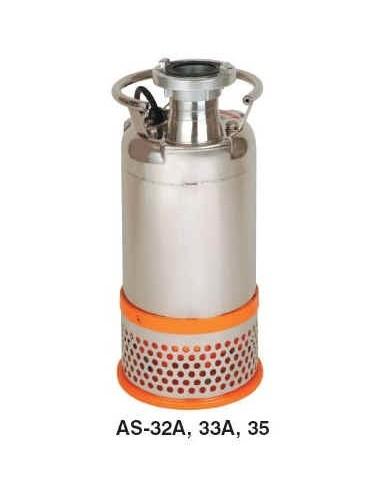 Pompa szlamowa elektryczna 80ASN22,2 400 V