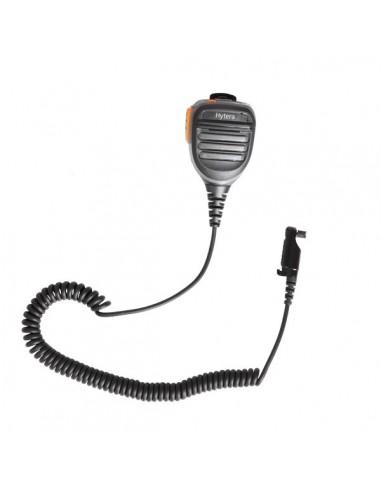 Wodoodorny (IP67) mikrofonogłośnik z przyciskiem alarmowym  SM26N1