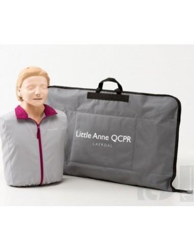 Fantom do nauki resuscytacji LAERDAL Little Anne QCPR