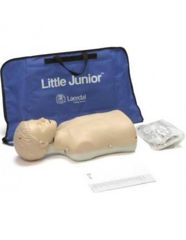 Fantom dziecięcy do nauki resuscytacji LAERDAL Little Junior QCPR