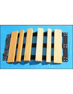 Mostek przejazdowy 52x75x110x75x52 drewniany