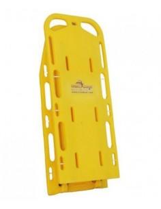 Deska ortopedyczna Iron Duck Ultra SPACSAV (składana) z kpl. 4 pasów i stabilizacją głowy