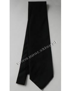 Krawat gładki
