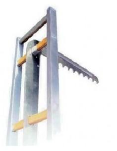 Drabina hakowa do sportów pożarniczych (409cm)