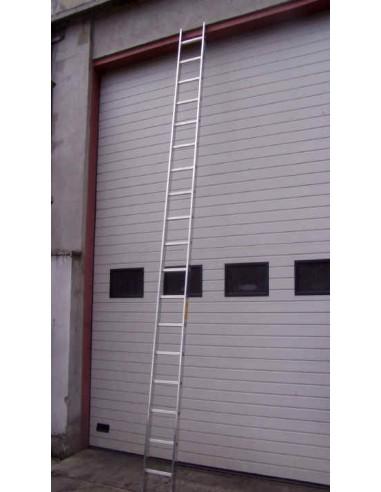Drabina ratownicza jednoprzęsłowa FIRE TEC 18S