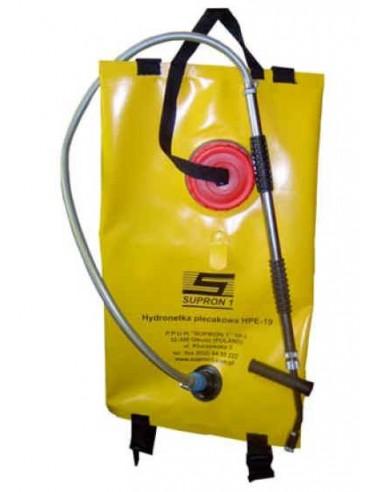 Hydronetka plecakowa HPE-19/M ze zbiornikiem elastycznym 19l