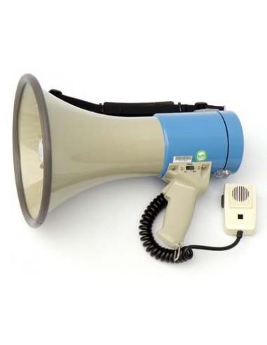 TUBA - Ręczny megafon z syreną