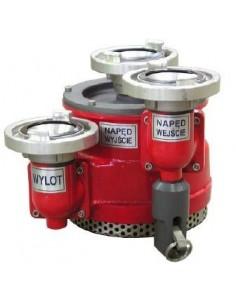 Turbopompa 75 BB/B 1800 l/min.