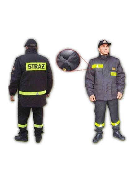 Ubrania strażackie koszarowe