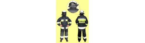 Ubrania strażackie specjalne
