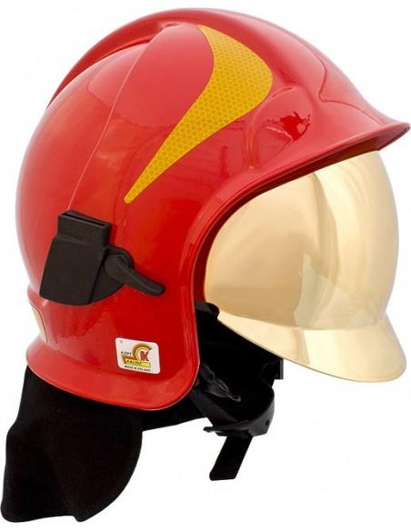 Hełmy i akcesoria - GALLET, KZPT, hełmy strażackie