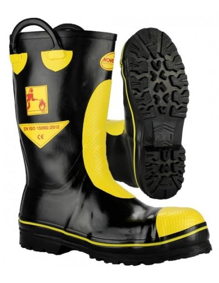 Buty gumowe strażackie