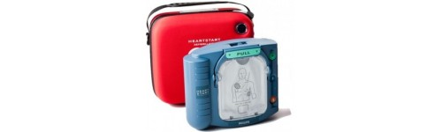 Defibrylatory medyczne Samaritan i PHILIPS