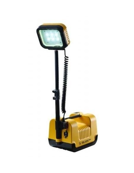Maszty oświetleniowe akumulatorowe
