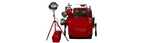 Motopompy pożarnicze-pozostałe