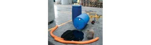 Zapory lądowe przeciwchemiczne