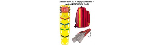 Zestawy Ratownictwa Medycznego PSP R1 (KSRG lipiec 2013)