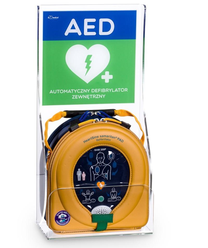 Uchwyt AED Smart - Do zawieszenia na ścianie