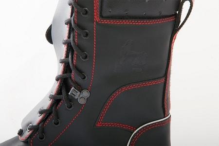 Buty strażackie HERCULES wzór 5526 MB z membraną