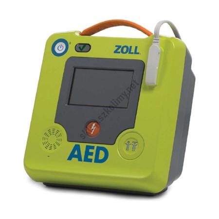 Defibrylator ZOLL AED 3 (AED, bateria, elektrody 5-letnie UNI CPR-D)
