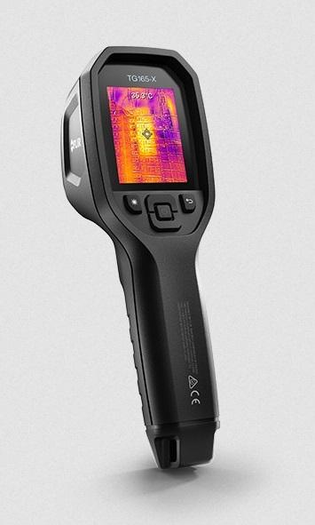 FLIR TG 165X Pirometr graficzny