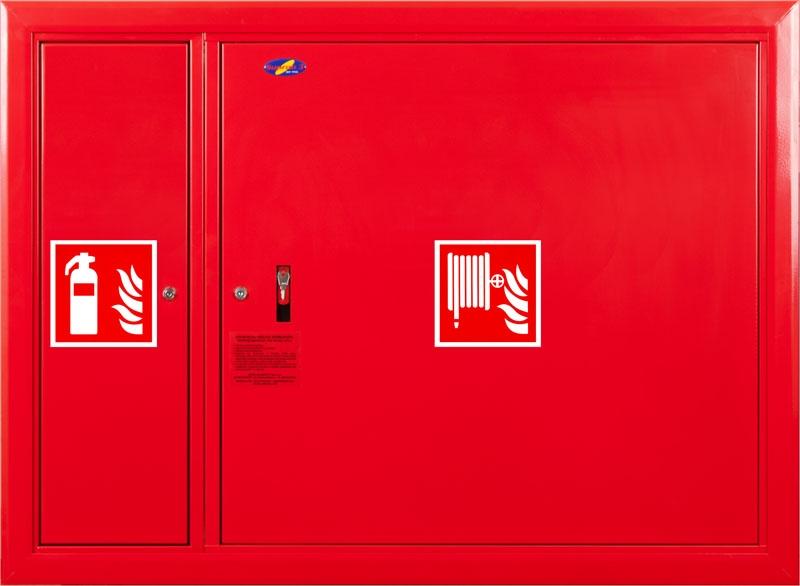 Hydrant wewnętrzny wnękowy 33