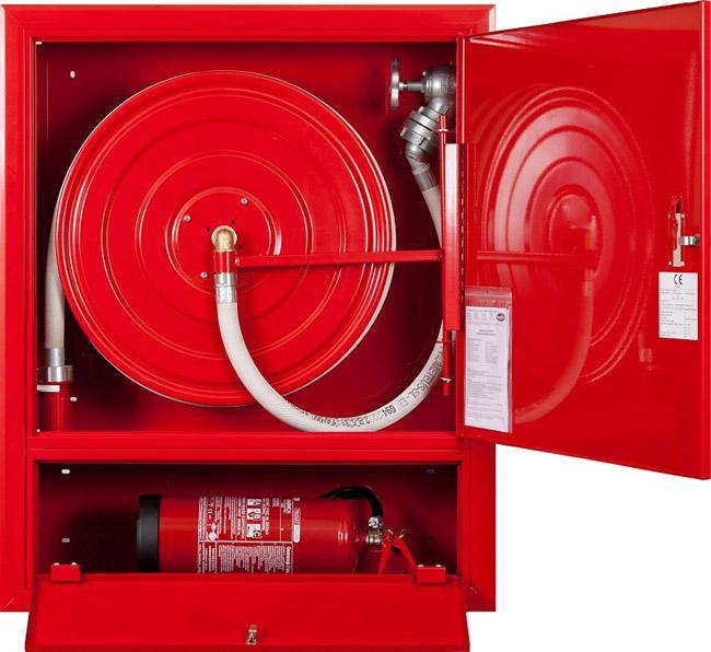 Hydrant wnękowy 33