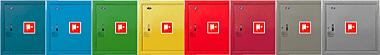Hydrant uniwersalny FI25 kolorystyka paleta RAL