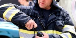 Radiotelefony dla straży pożarnej